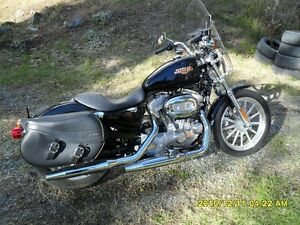 2008 HD SPORTSTER Williams Lake Cariboo Area image 2