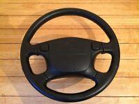 Toyota glanza 96 spec steering wheel