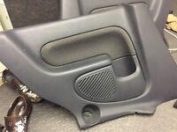 Renault Clio rear passenger side door card
