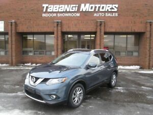 2014 Nissan Rogue SL PREMIUM | NAVIGATION | LEATHER | SUNROOF |