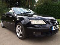 2004 SAAB 9-3 TURBO CONVETIBLE