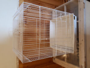 Two Bird cages for sale $30 and $50