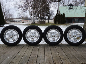 4  AMERICAN RACING  4 BOLT WHEELS
