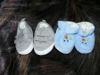 Boys 0-3 Month Shoes & Slippers
