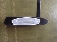TAYLORMADET-M340 putter with modified Fastso 85 grip