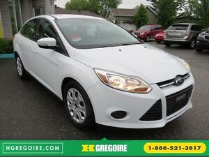 2013 Ford Focus SE AUT A/C BLUETOOTH GR ELECTRIQUE