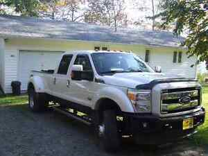 2011 Ford F450 King Ranch Dually