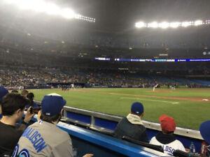 Toronto Blue Jays Tickets Every Game TD Club & Premium Dugout