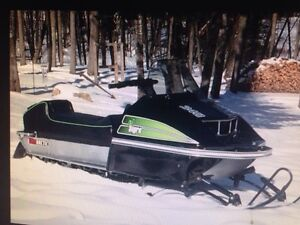 Wanted : 1973 or 74 arctic cat eltigre.