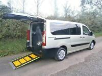 2014 Peugeot Expert Tepee 2.0 HDi L2 163 Comfort 5dr AUTOMATIC WHEELCHAIR ACC...