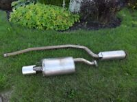 Complete Exhaust and Muffler For Sale
