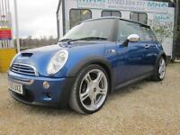 Mini Mini 1.6 ( Chili ) Cooper S*FULL HEATED LEATHER*MASSIVE SPEC
