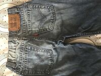 LEVI STRAUSS JEANS AGE 4