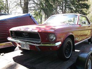 1965-1973 Mustang Parts
