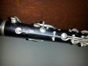 Vintage/Antique E Flat Clarinet