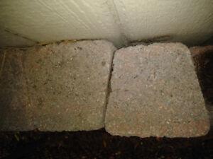 54 OUTDOOR GARDEN RETAINING WALL BLOCK STONES