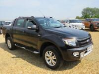 Ford Ranger Wildtrak 4x4 Dcb Tdci DIESEL MANUAL 2014/14