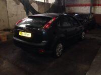 Ford Focus mk2 BREAKING spares for repair 1.6 petrol 05-09
