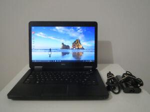 14 Dell laptop i5 16GB 240GB SSD DVDRW Office 2019 HDMI USB3.0