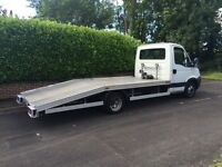 Iveco daily 35c12 , 3.5 ton recovery truck