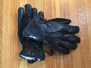 Women's Leather Burton Gloves