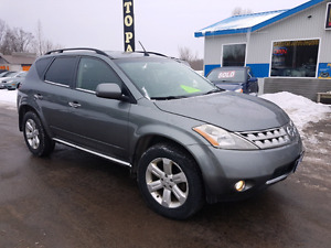 2006 nissan murano awd 172k  certified etested pattersonauto.ca Belleville Belleville Area image 4