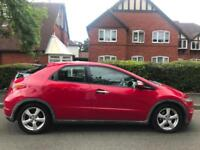 Honda Civic 2.2i-CTDi diesel 2008 panoramic roof 6 speed box