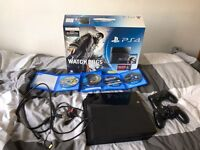 BLACK Sony PS4 500GB *Boxed and very good condition*