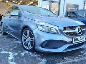 image for 2016 Mercedes-Benz A Class 2.1 A200d AMG Line (Executive) (s/s) 5dr Hatchback Di