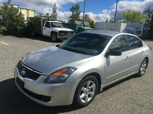 2008 Nissan Altima Safetied