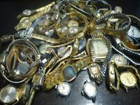 Lot of 50 Womens Wristwatches