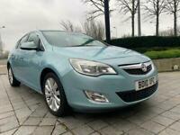 2010 Vauxhall Astra 1.6i 16V SE 5dr Auto HATCHBACK Petrol Automatic