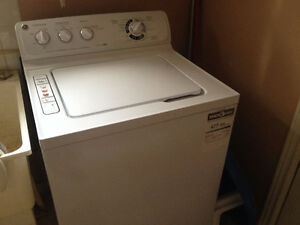 GE 2-3yrs old washer/dryer combo
