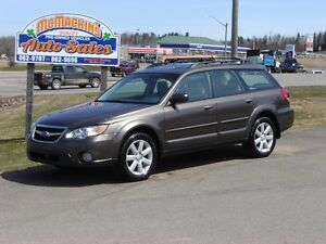 ***SOLD***2008 SUBARU OUTBACK***HEATED LEATHER***AWD***
