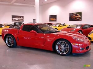 Wanted: 2006 to 2008 Chevrolet Corvette Z06 - WANTED
