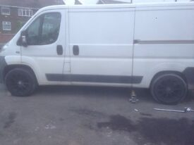 Fiat ducato alloys