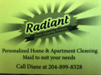 Radiant Home Cleaning Services