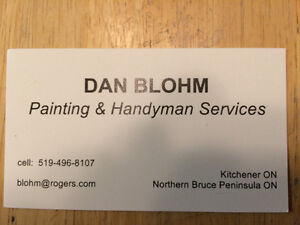 Handyman -- Serving Kitchener and Surrounding Area Kitchener / Waterloo Kitchener Area image 2