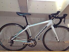 Cannondale road bike ( size xs)