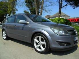 VAUXHALL ASTRA 1.7CDTi 2007 SRI COMPLETE WITH M.O.T HPI CLEAR INC WARRANTY