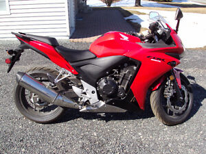 2015 CBR 500R for sale Certified