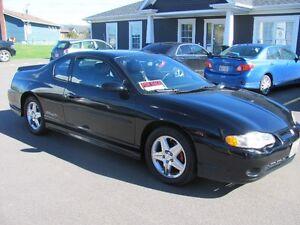 "2004 Chevrolet Monte Carlo Intimidator SS- ""Dale Earnhart Sr"""