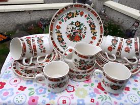 Antique Irish Tea Set