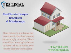 Real Estate Lawyer Brampton | Mississauga - KS legal