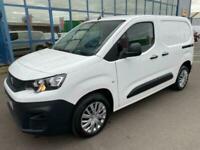 2019 Peugeot Partner 1000 1.5 BlueHDi 100 L1 H1 Professional Van Panel Van Diese