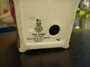 "Royal Doulton Figurine - "" The Judge "" HN2443 Kitchener / Waterloo Kitchener Area image 8"