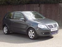 2009 VOLKSWAGEN POLO 1.4 Match 80 3dr