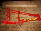 Raleigh chopper mk3 project bike