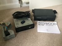 Kenwood KRC-779R car stereo including all cables and 10 disc CD changer