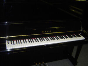 BEST OF UPRIGHTS PIANO YAMAHA U 3 ,was bought new in 1990